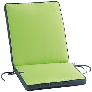 Linea decorazione cuscino di sedia 90 x 42 x 5 cm bicolore