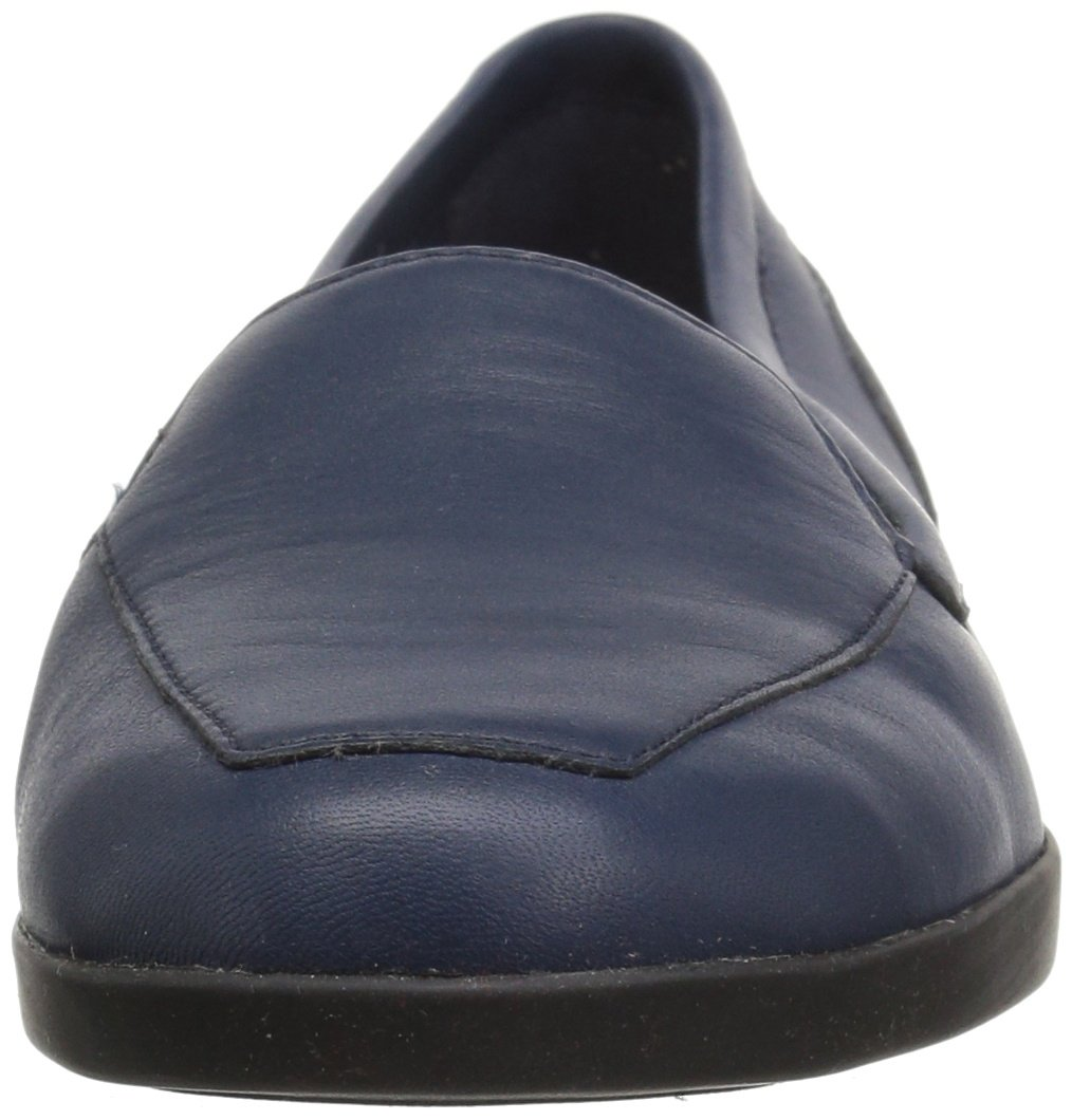 Easy Spirit Women's Devitt Oxford Flat, Blue, 5 M US by Easy Spirit (Image #4)