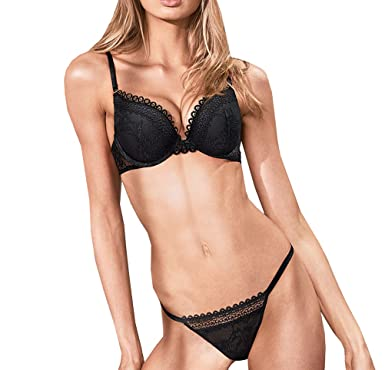 37ad810b4e Image Unavailable. Image not available for. Color  Victorias Secrets Very  Sexy Multi-Way Push Up Bra ...