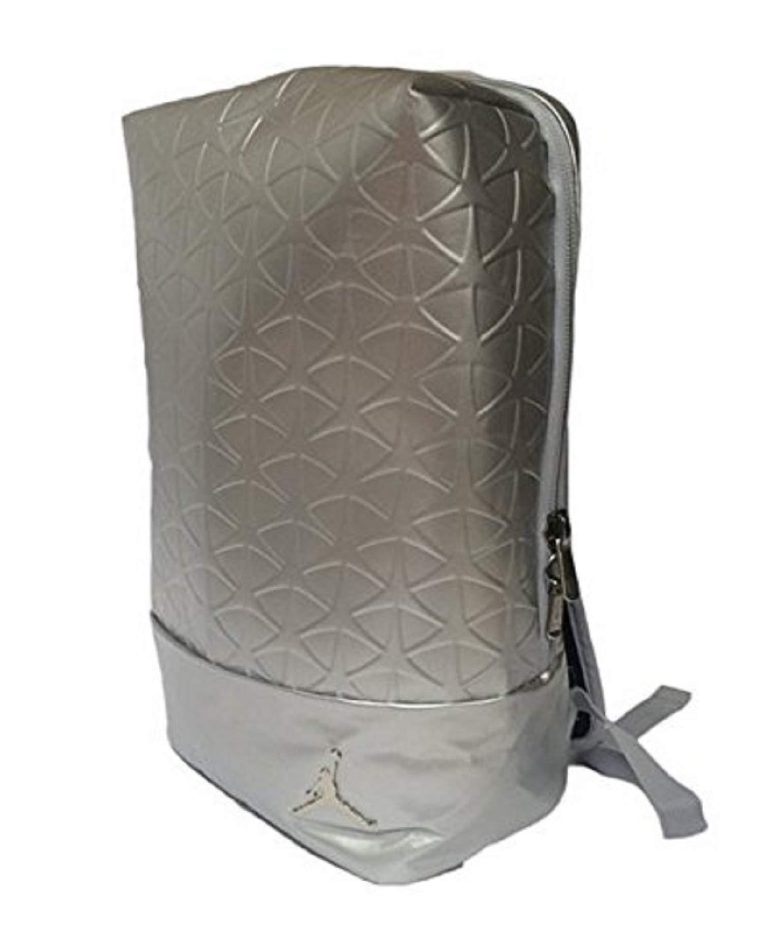 359c27296d1648 Galleon - Jordan Flight Flex All World Laptop Backpack Silver