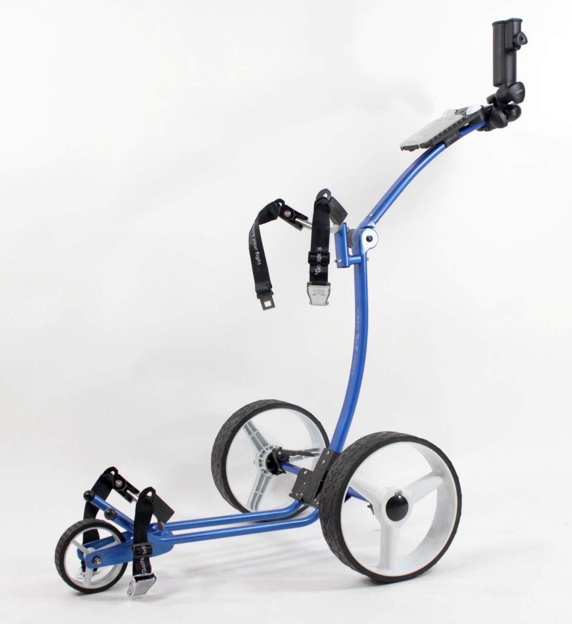 Yorrx® Slim Lion Pro 5Plus Chariot/Chariot de Golf/Golf Cart; d'action: gratuits Porte-Parapluie product image