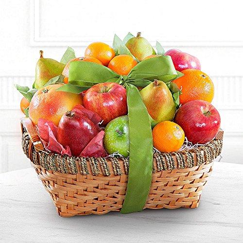 Shari's Berries - Classic Fresh Fruit Basket - 1 Count - Gourmet Fruit Gifts