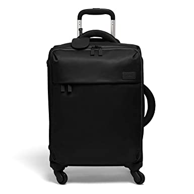 9b747d918 Lipault - Original Plume Spinner 55/20 Luggage - Carry-On Rolling Bag for