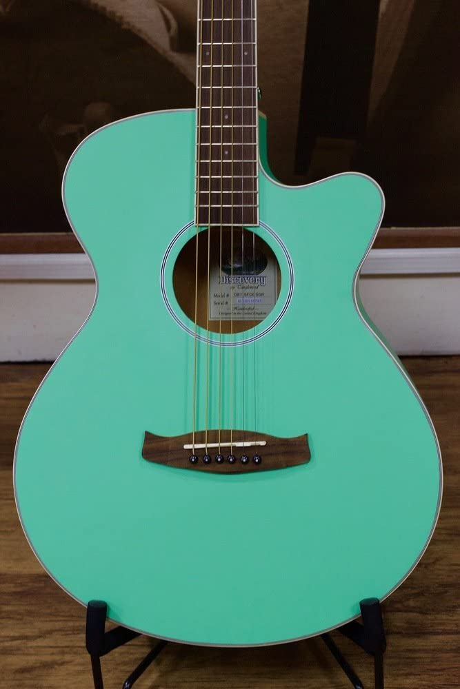 Tanglewood Discovery DBT sfce sgr Guitarra Electroacústica