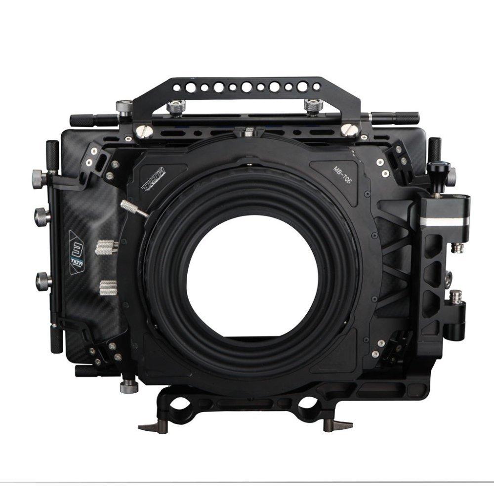 Tiltaカーボンファイバーマットボックスfor 15 mmレールサポートリグDSLRリグHDV DSLR BMCC MB-T06 Tilta MB-T06 MB-T06  B01N0GY5FJ