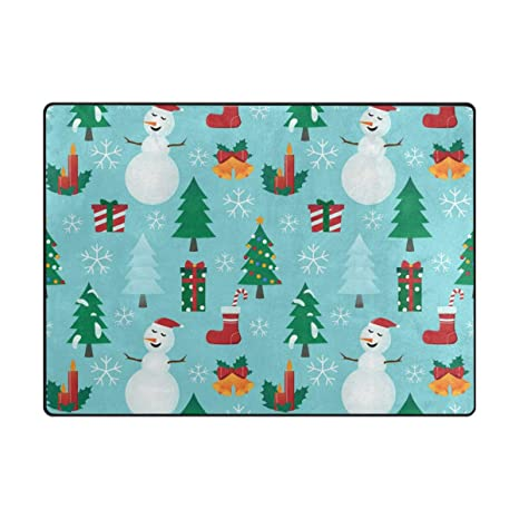 christmas snowman doormat outdoor mats entrance waterproof rugs non slip front door carpet for house hotel