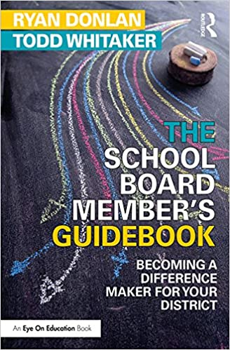 amazon com the school board member s guidebook becoming a