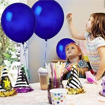 Balloons 100 Unids 12 pulgadas Globo de Látex Inflable Bolas de Aire Decoración de La Boda