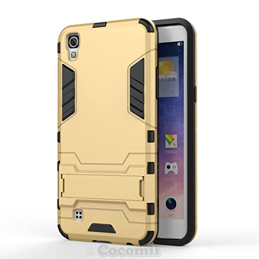 2 opinioni per LG X Power Custodia, Cocomii Iron Man Armor NEW [Heavy Duty] Premium Tactical
