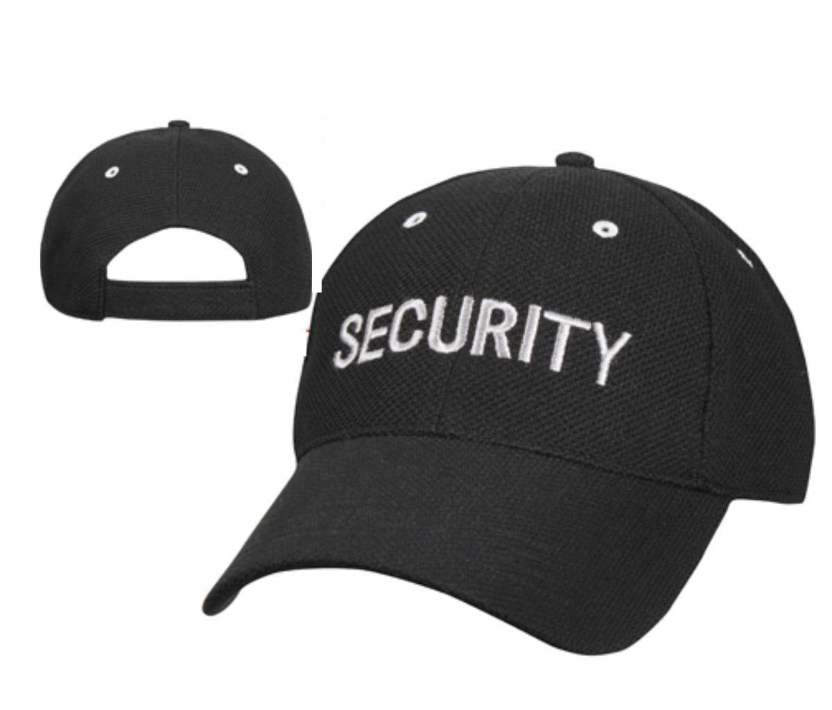 9275 Rothco Security Low Profile Mesh Cap RSR Group Inc 613902927506