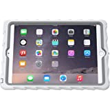 Gumdrop Cases iPad Air 2 Protective Case - Hideaway Series with Stand, White/Gray (GS-IPADAIR2-WHI_GRY)