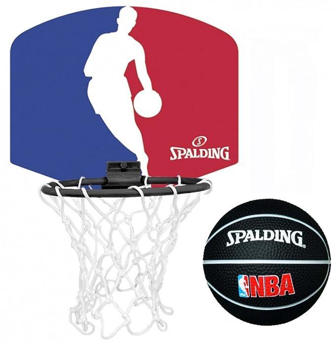 Spalding NBA Miami Heat de mini canasta de baloncesto & soft de ...