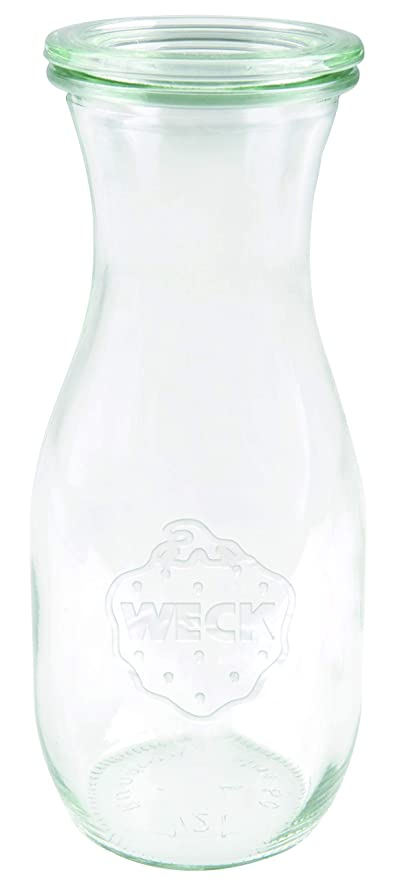 Weck 766 Zumo Botella 1 l Bormioli Fido (einweck de calidad ...