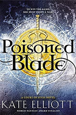 book cover of Poisoned Blade