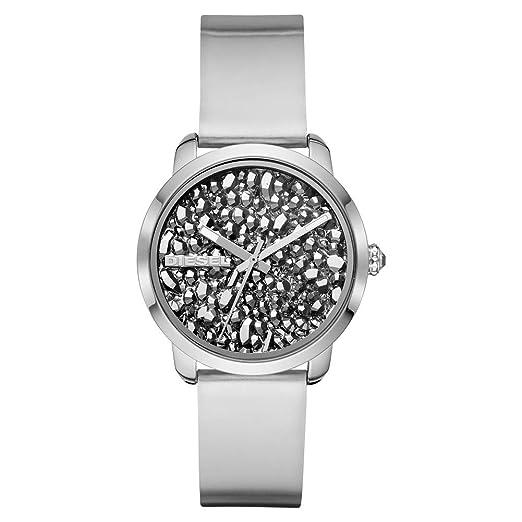 e8b0a69ad20f DIESEL Flare Rocks DZ5582 Reloj de Pulsera para Mujeres  Amazon.es  Relojes