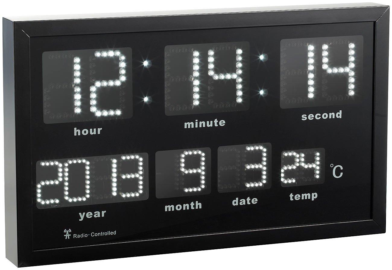 horloge digitale radio pilote horloge digitale radio. Black Bedroom Furniture Sets. Home Design Ideas