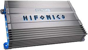 Hifonics Brutus Gamma BG Series 1,900-Watt Max Monoblock Super D-Class Amp (BG-1900.1D)