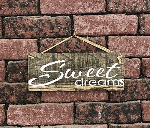 Sweet Dreams Barn Wood Sign ()
