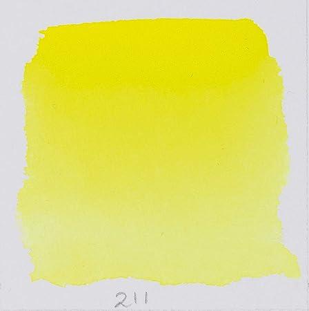 Horadam Aquarelle 1 2 Godet Jaune Oxyde De Chrome Citron