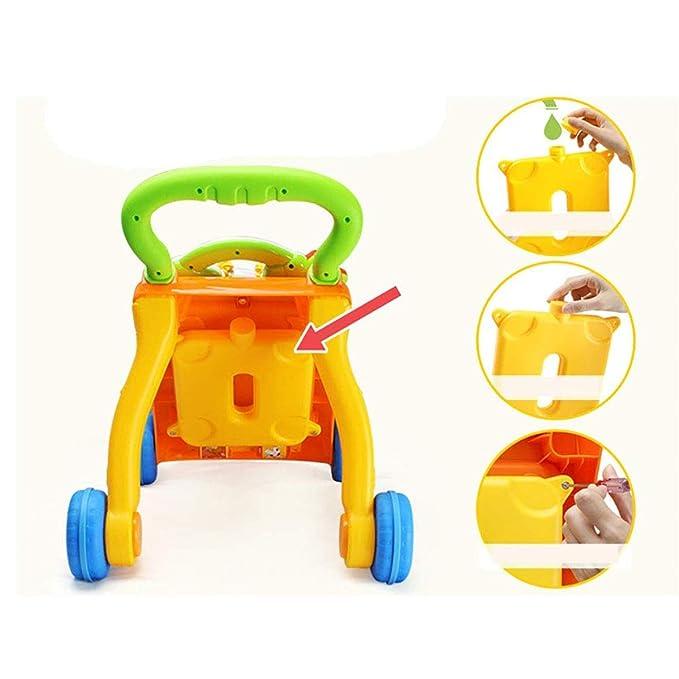 WXCymhy Carrito de Piano for bebés Walker multifunción for niños ...