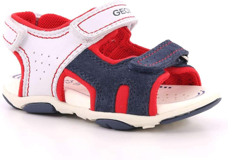 Geox B Sandal Agasim Boy B, garçon: : Chaussures et