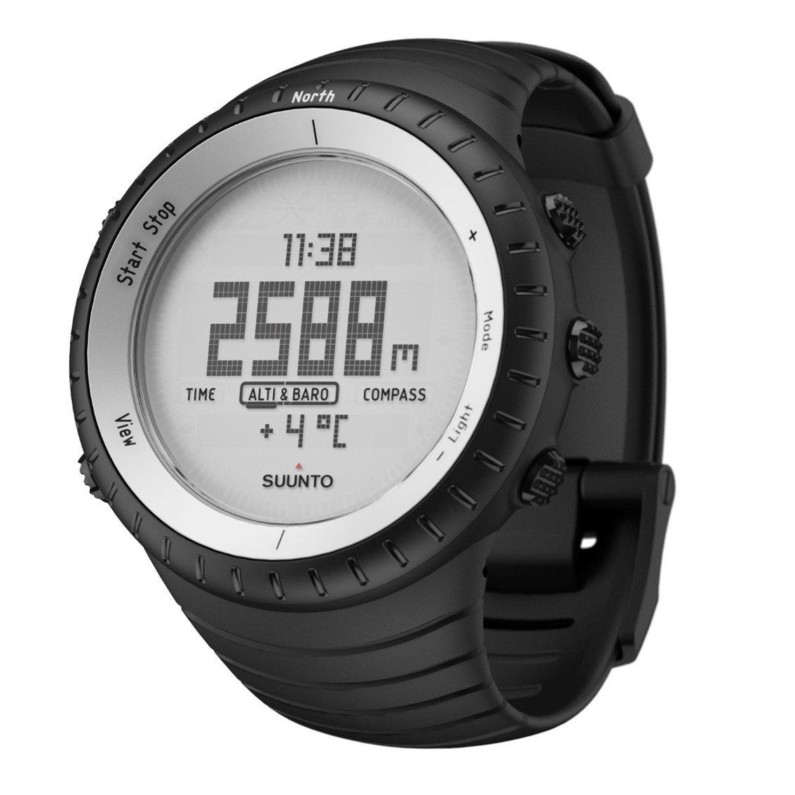 スント(SUUNTO) 腕時計 コア 3気圧防水 方位/高度/気圧/水深 [日本正規品 メーカー保証2年] B004UHGIKU グレイシャーグレー グレイシャーグレー