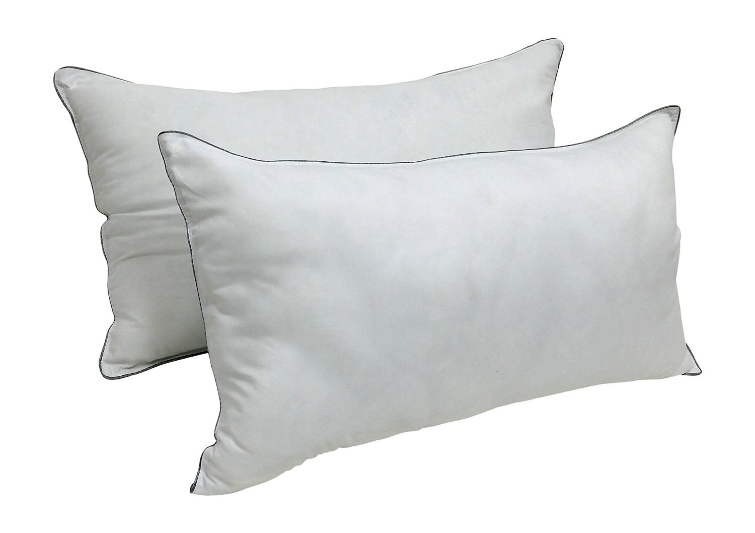 Amazon.com: Set of 2 - Dream Deluxe - Ultimate Bed Pillows - Medium Density  - Exclusively by Blowout Bedding RN# 142035 - Standard: Home & Kitchen