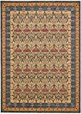 Traditional Oriental Country Rugs Navy Blue 12′ 11 x 18′ FT (396cm x 549cm) Westminster Area Rug & Carpet For living room – dinning rooms – bedroom Review
