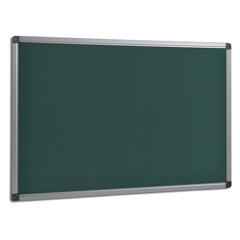 Tafel Office Marshal® Pro   Oberfläche lackiert magnetisch – beschreibbar   Größen wählbar – Multitalent, Grün