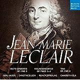 Leclair: Violinkonzerte Op.7,Nr.4&5 & Triosonate Op.2,8