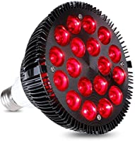 HIGROW 45W 50W 36W LED Grow Light for Indoor Plants Seeding Growing and Flowering