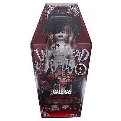 Living Dead Dolls Series 35 20th Anniversary Series Galeras Mezco Toyz: Toys & Games