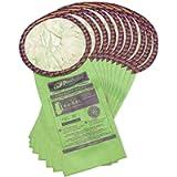 ProTeam - 100431 Intercept Micro Filter Bag, Open Collar: 6 qt