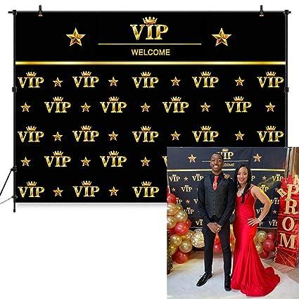 COMOPHOTO VIP Fondo de fotografía 7 x 5 ft Royal Corona ...