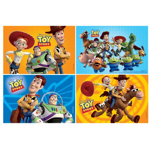 Amscan - 994030 - Puzzle - Toy Story X4 - 18 cm x 12 cm ToyCentre
