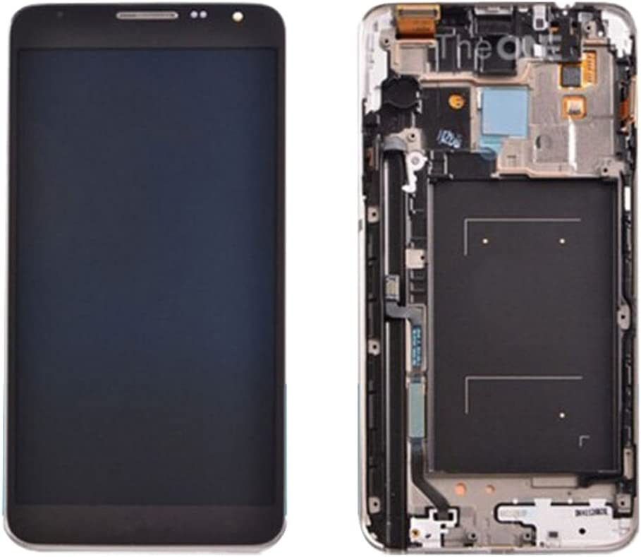 WUJIEXIAN-JXL Touch Screen IPartsBuy for Galaxy Nexus Quality i515 Tail Plug Flex Cable Color : Black