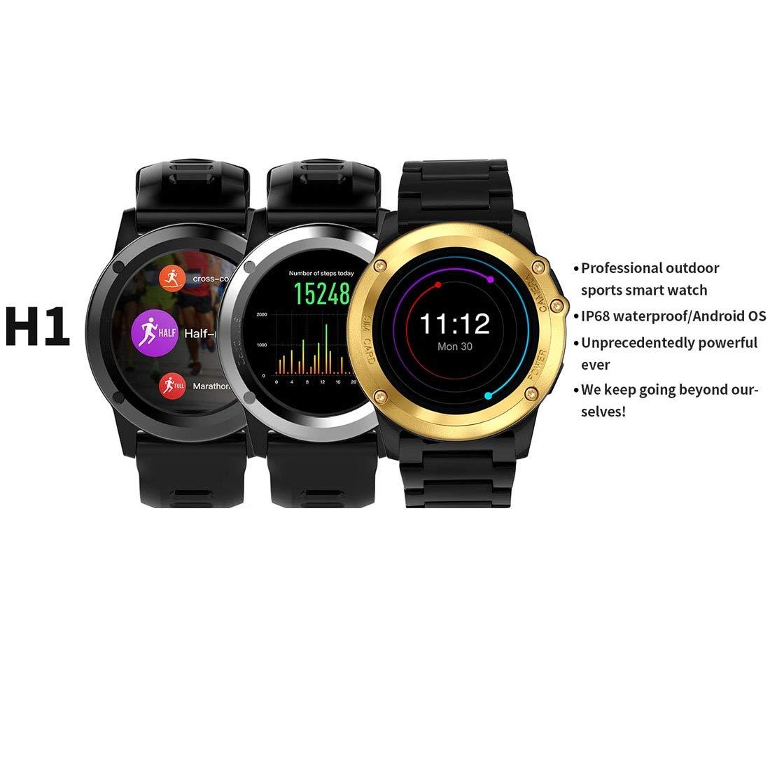 TONW Smart Watch Waterproof H1 1.39 Pulgadas 400 * 400 OLED ...