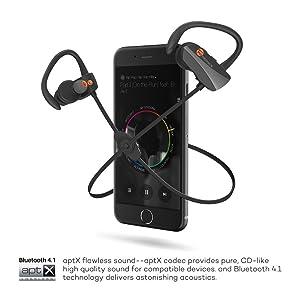 TaoTronics Bluetooth Headphones Wireless TT-BH10