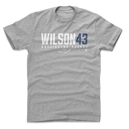 b3ef428b0 Amazon.com   500 LEVEL Tom Wilson Shirt - Washington Hockey Men s ...