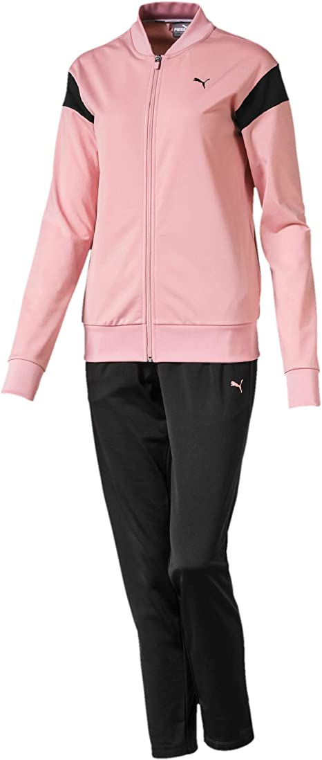 PUMA Classic Tricot Suit, Op Chándal, Mujer: Amazon.es: Deportes y ...
