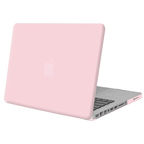 Tecool Funda MacBook Pro 13, Ultra Slim Cubierta de Plástico Duro Case Carcasa para MacBook Pro 13