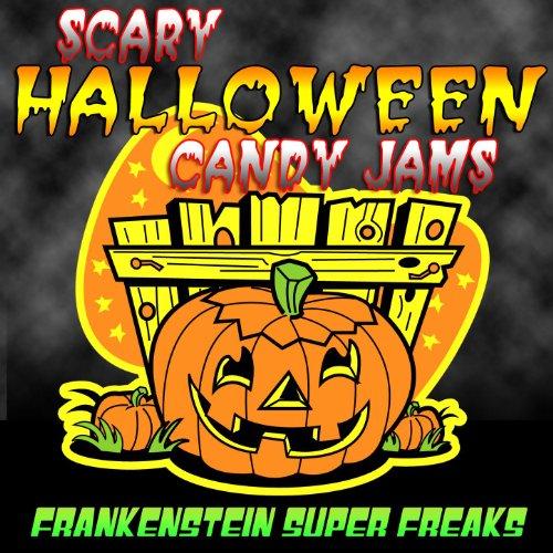 Scary Halloween Candy Jams]()