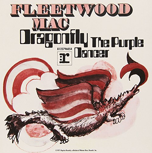 Fleetwood Mac - Dragon Fly/Purple Dancer [Vinyl Maxi-Single] (1 LP)