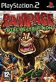 Rampage: Total Destruction - PS2
