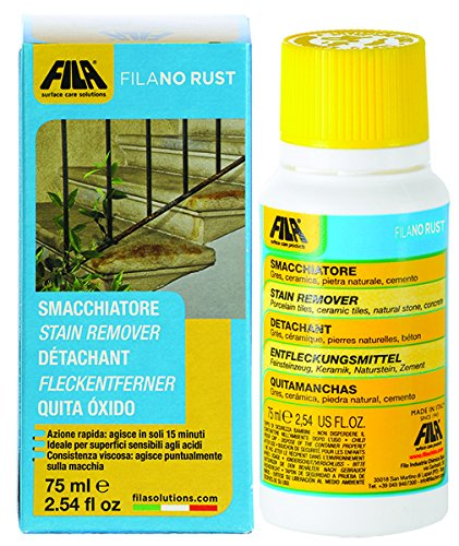FILA Surface Care Solutions 44250212 Rust Remover