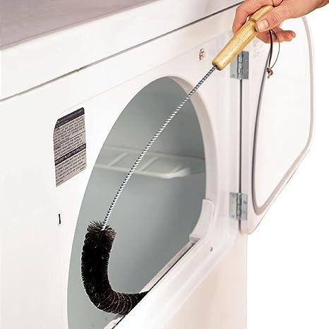 Cepillo limpiador, limpiador de trampa de ventilación xinxinyu secador de ropa pelusa cepillo Gas Fuego