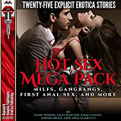 Hot Sex Mega Pack: MILFs, Gangbangs, First Anal Sex, and More