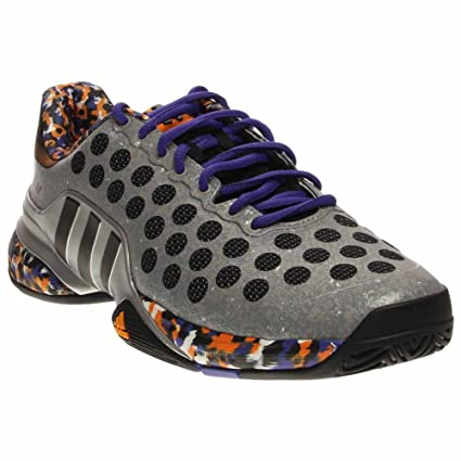 release date af3c8 723f7 Image Unavailable. Image not available for. Color adidas Barricade Limited  2015 Berlin Wall Mens Tennis Shoe