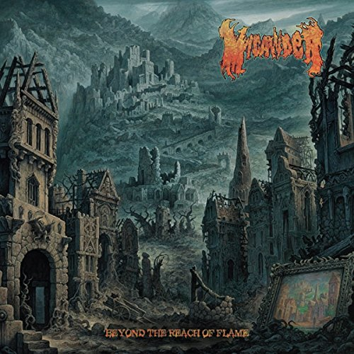Vinilo : Micawber - Beyond The Reach Of Flame (LP Vinyl)