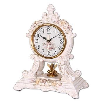 Reloj de Sobremesa de Mesa Reloj Retro Mantel Reloj de Escritorio ...
